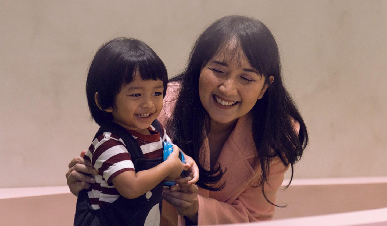 Zen Parenting: Merawat Dan Mendidik Dalam Damai