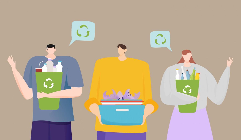 Sampah Sebagai Bagian Hidup
