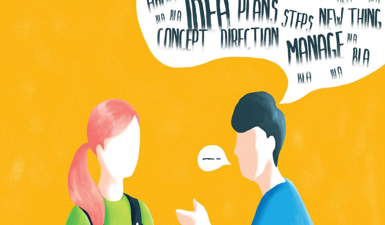 How To: Menyampaikan Pikiran