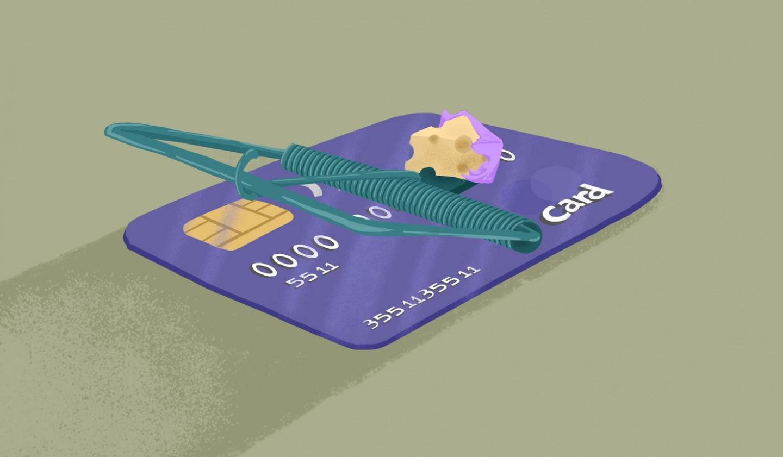 Hati-Hati Terjepit Kredit