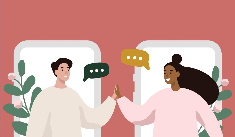 Berdampingan Dalam Komunikasi